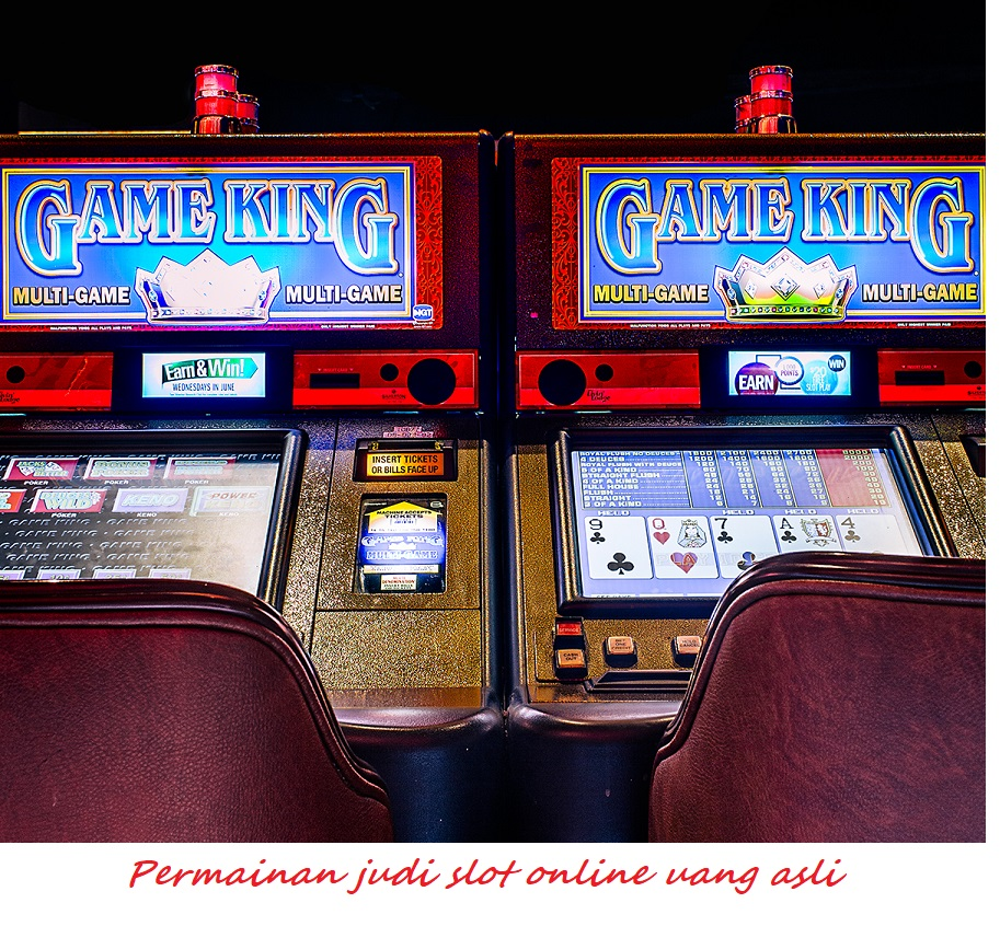 Permainan judi slot online uang asli
